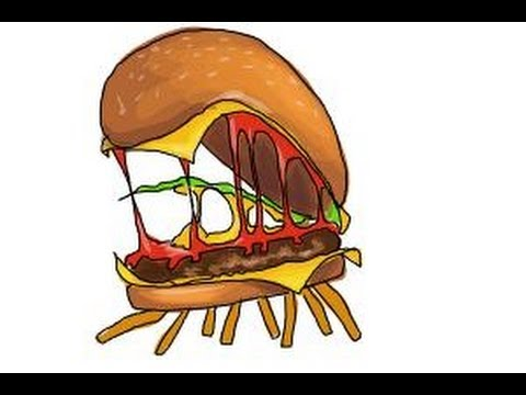 480x360 How To Draw Cheespider From Cloudy With A Chance Of Meatballs 2