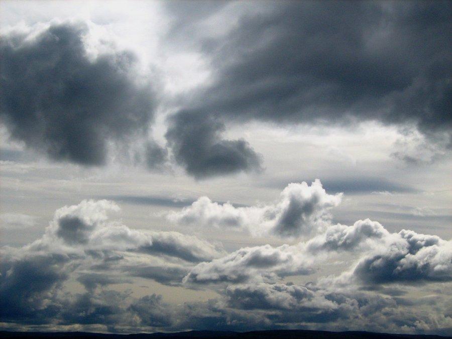 900x675 Cloudy Sky By Ragnaice