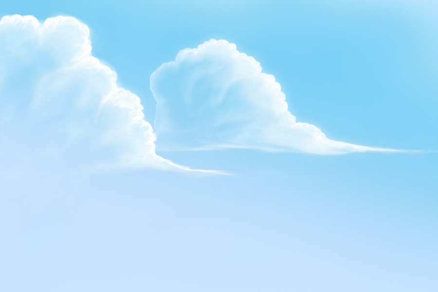 900x600 Gallery Drawings Of Clouds And Sky,