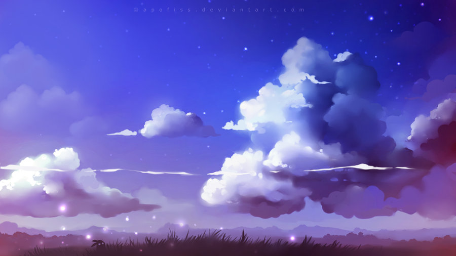 900x506 Cloudscape By Apofiss