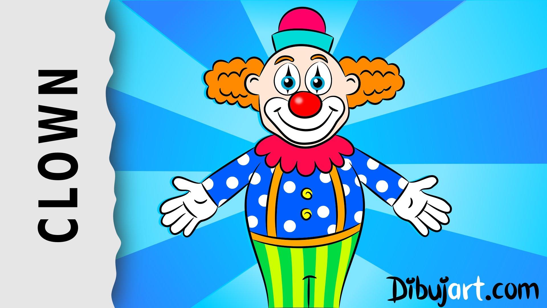 1920x1080 How To Draw A Clown Wie Zeichnet Man Einen Clown