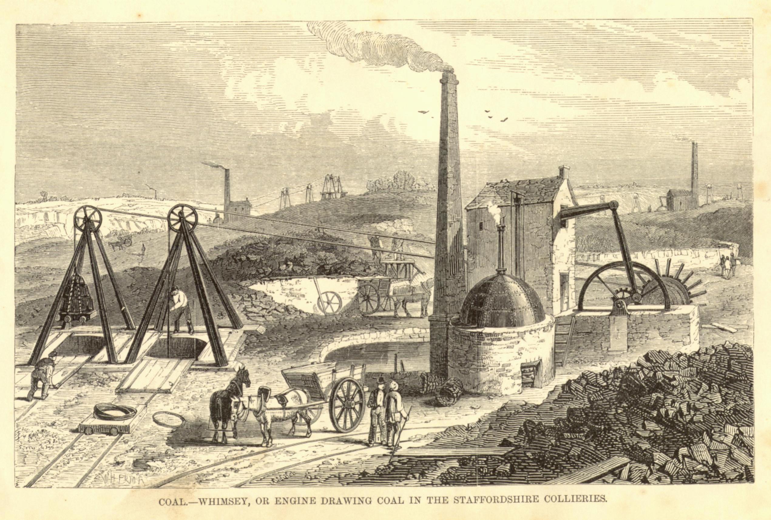 2541x1715 Mystery Coal Mine Print