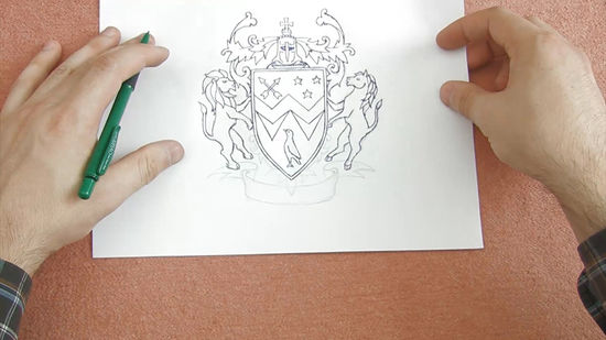 550x309 4 Ways To Create Your Own Coat Of Arms