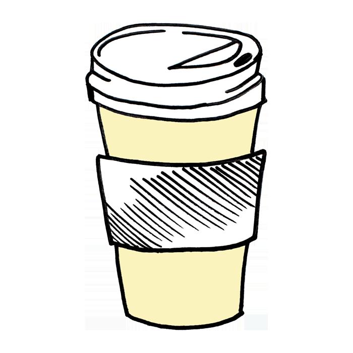 Coffee Drawing At GetDrawings