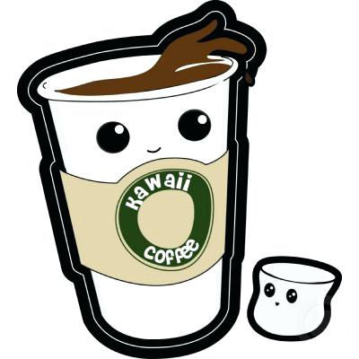 400x400 Kawaii Coffee Mug Coffee And Cute Image Kawaii Coffee Mug Drawing