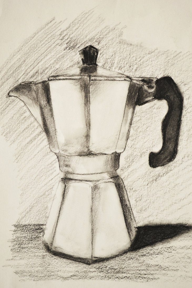 730x1095 Cuban Coffee Maker By TherealGeorgieBoy On DeviantArt