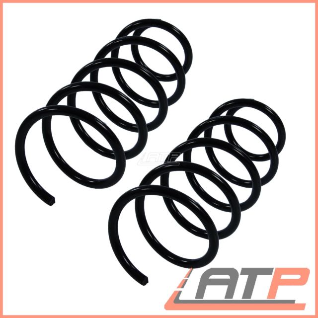 640x640 2x Suspension Coil Spring Front Vw Polo 6n 6n2 Ebay