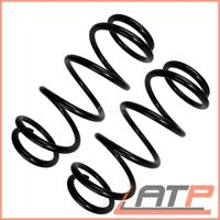 200x200 Oe Replacement Front Suspension Coil Spring Opel Vauxhall