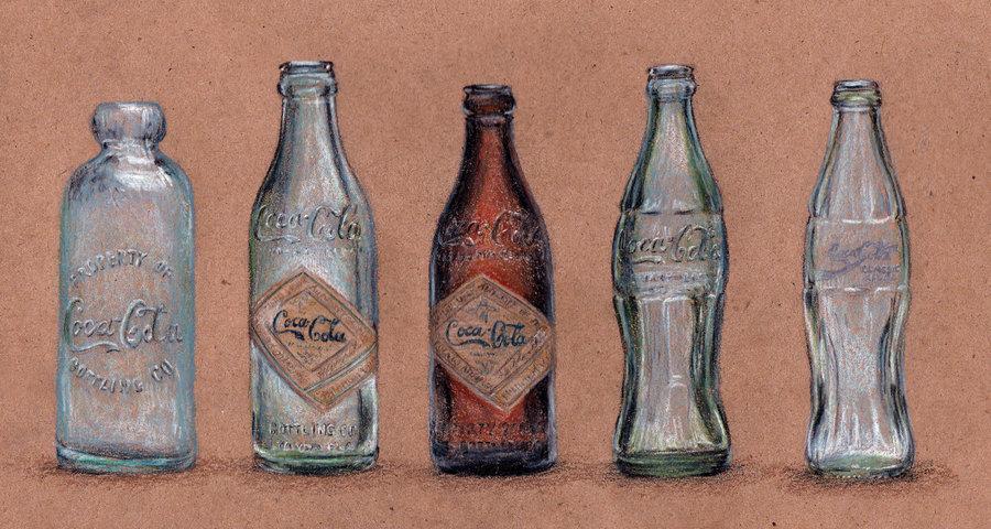 900x480 Coke Bottles By Kristynjanelle