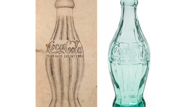 620x350 Coke Bottle Prototype Auctions For $240k