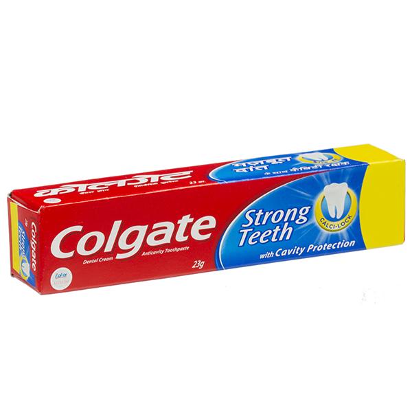 600x600 Buy Colgate Strong Teeth Tooth Paste 23 Gm Online