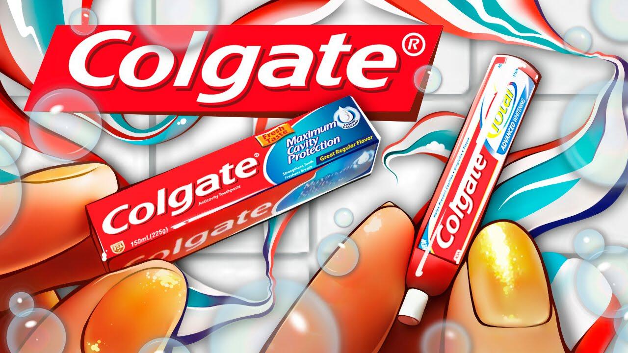 1280x720 Realistic Miniature Colgate Toothpaste Tutorial! Dollhouse Diy