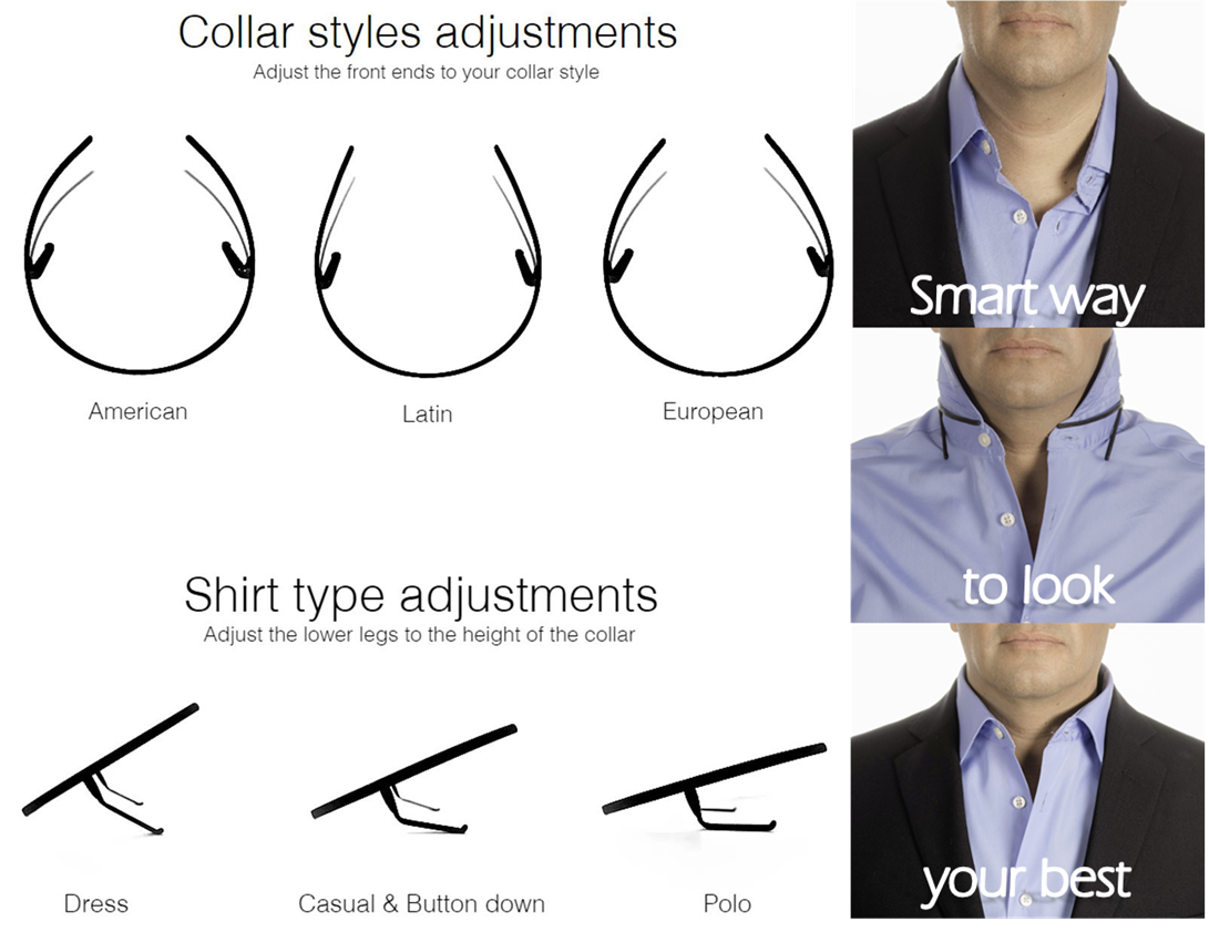 1091x850 Collar Shaper Four Problems, One Solution For All Your Collared
