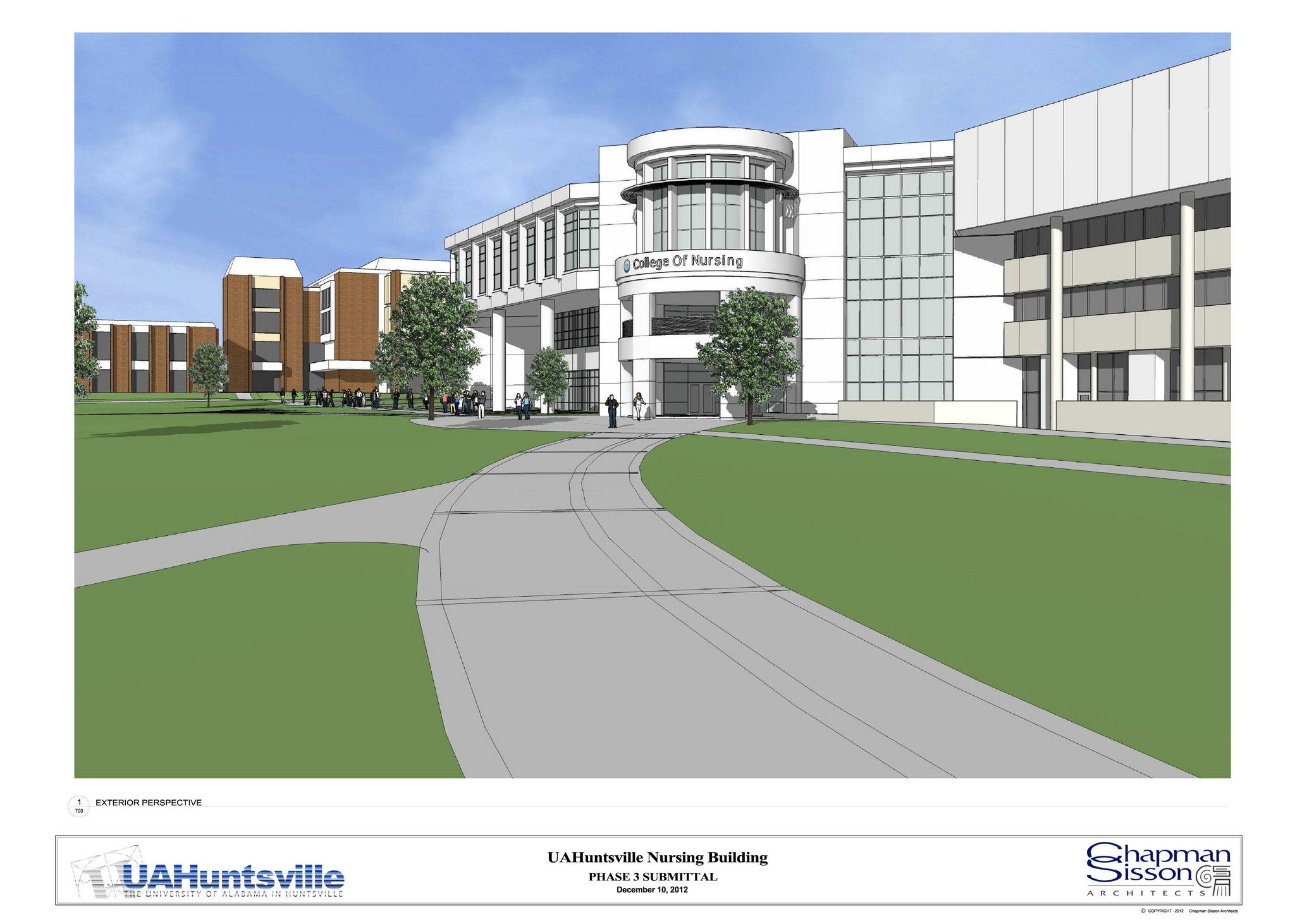 2048x1462 Size Of Uah Nursing College Addition Expands School Releases