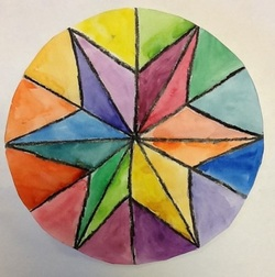 Color Wheel Drawing At Getdrawings Com Free For Personal Use Color
