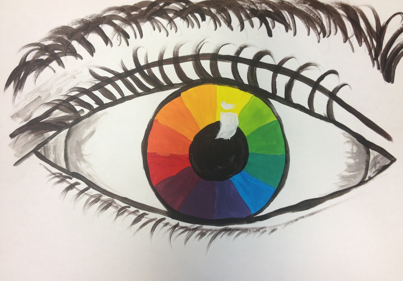 1600x1119 The Smartteacher Resource Color Wheel Eyes