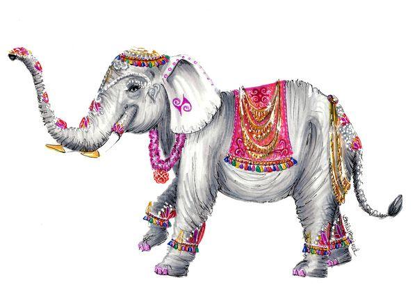 600x436 Jaipur Elephant Tail