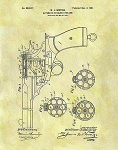 236x300 Colt 45 Drawings Fine Art America