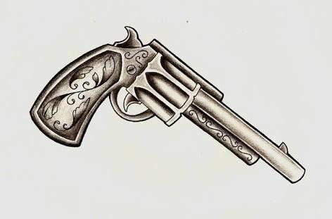 472x311 Image Result For Colt 45 Gun Cartoon Graphic Practice