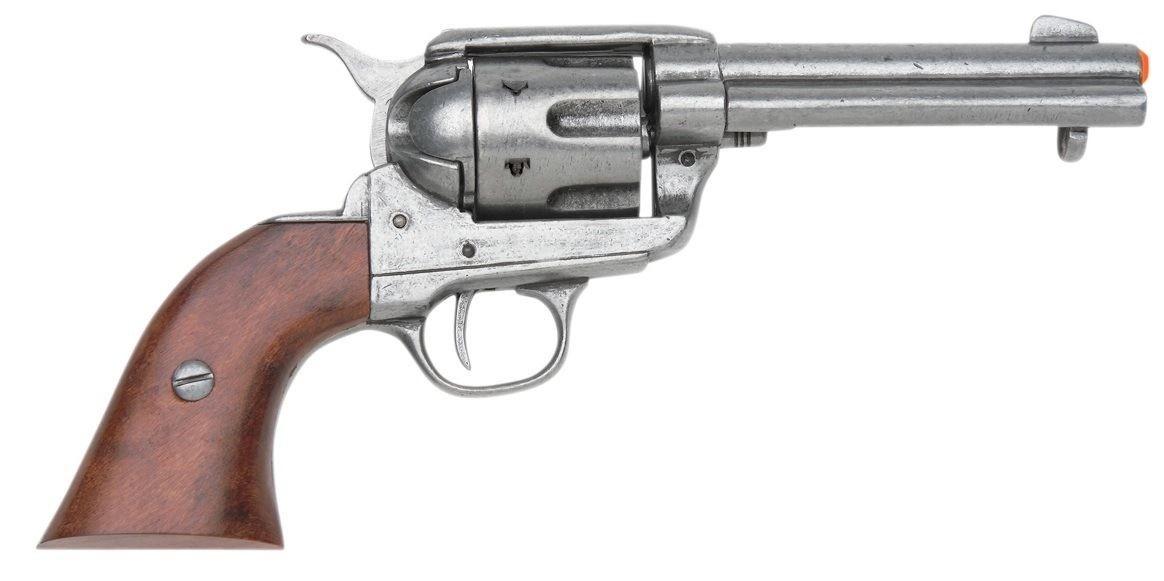 1164x581 Denix M1873 Colt 45 Peacemaker Fast Draw Replica