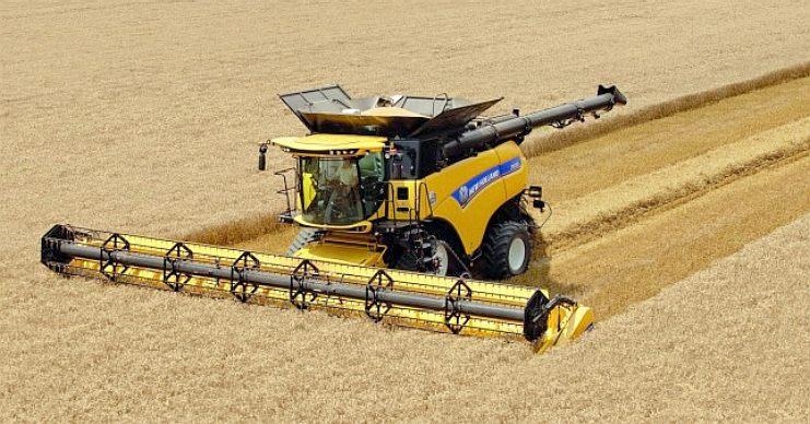 741x388 Combine Harvester Invention Development Farming