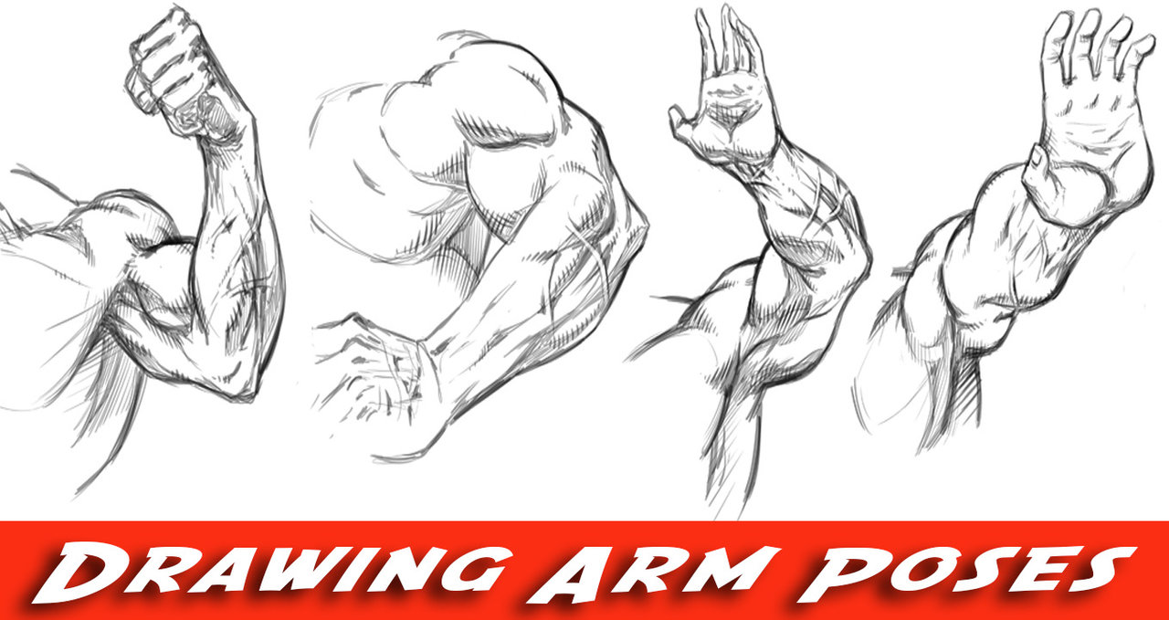 1280x679 How To Draw Arms