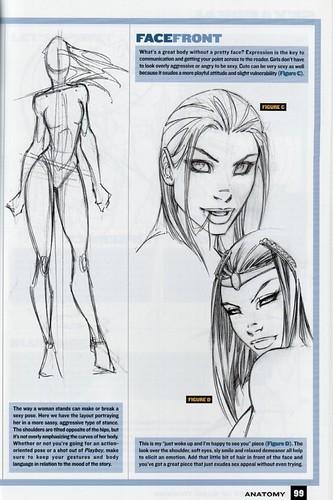333x500 Ratcreature How Draw Female Comic Characters (According