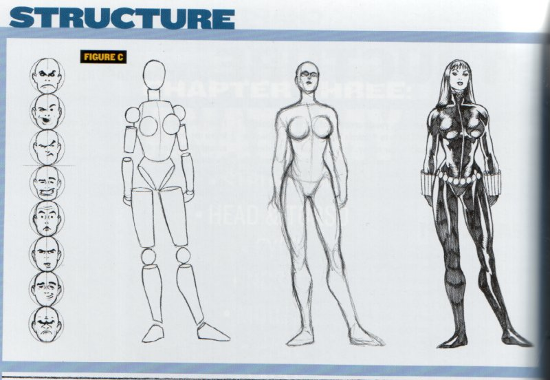 800x552 Tattoo Sexy Body How To Draw Female Comic Characters Draw Anime