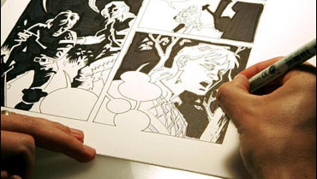 620x350 Comic Books Spread The Word