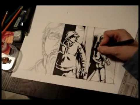 480x360 How To Draw A Comic Book