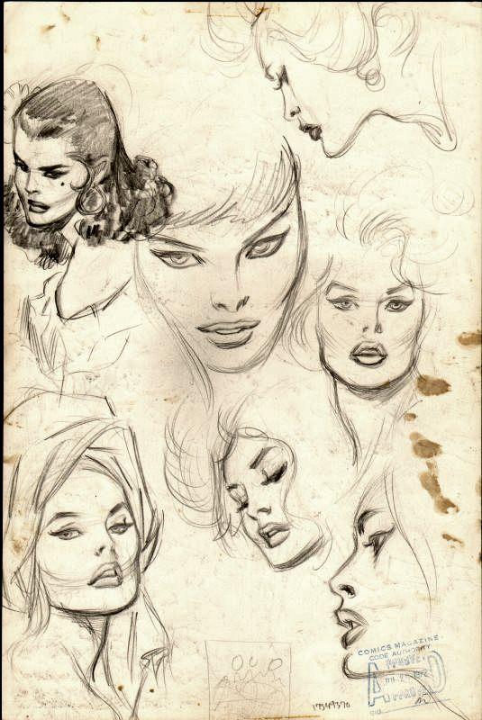 535x800 Nobody Draws Beautiful Comic Book Women Like John Buscema