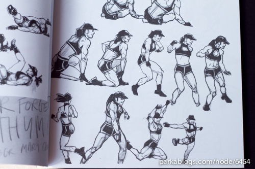 500x333 Book Review Muscles In Motion Figure Drawing For The Comic Book