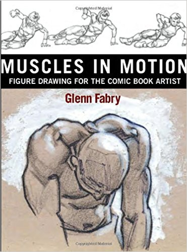 371x499 Muscles In Motion Figure Drawing For The Comic Book Artist