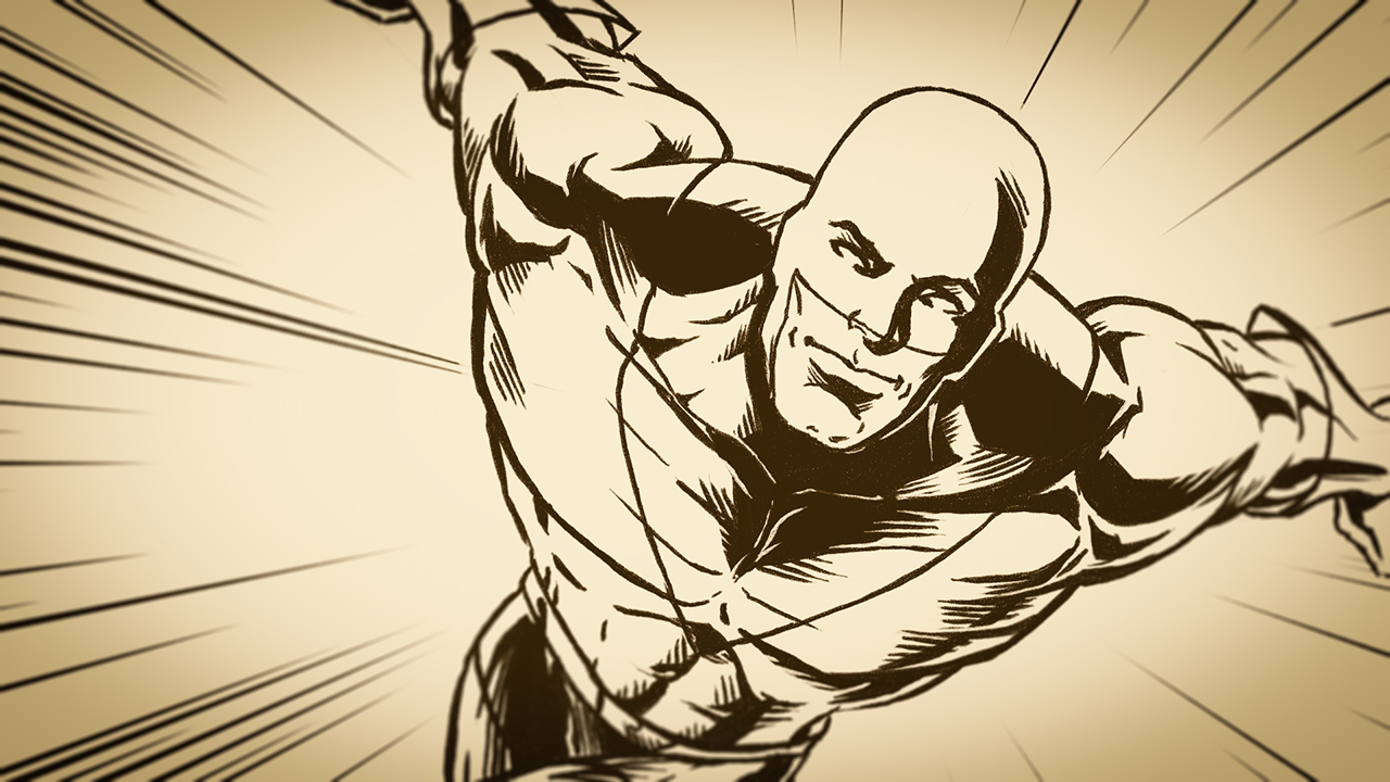 1280x720 Photoshop Cc Drawing Comic Characters Pluralsight