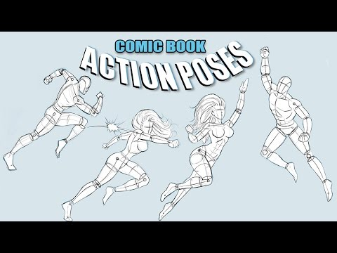 480x360 How To Draw Action Poses