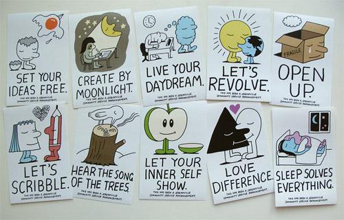 500x320 Jeremyville Booooooom! Create Inspire Community Art