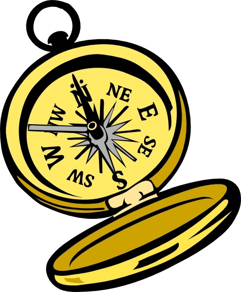 492x595 Compass Clip Art Free Vector In Open Office Drawing Svg ( Svg
