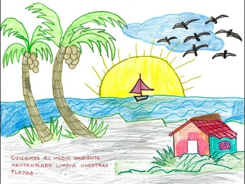 480x360 Drawing Competition In Some School In Chittagong.beautiful Drawing