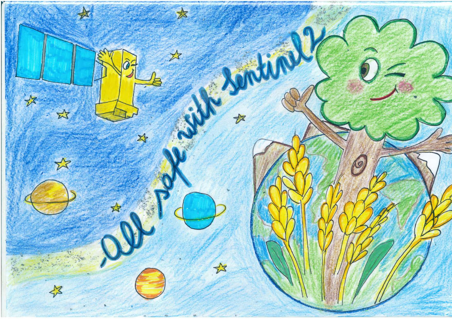 1755x1240 Student Wins Sentinel 2 Drawing Competition Sentinel 2