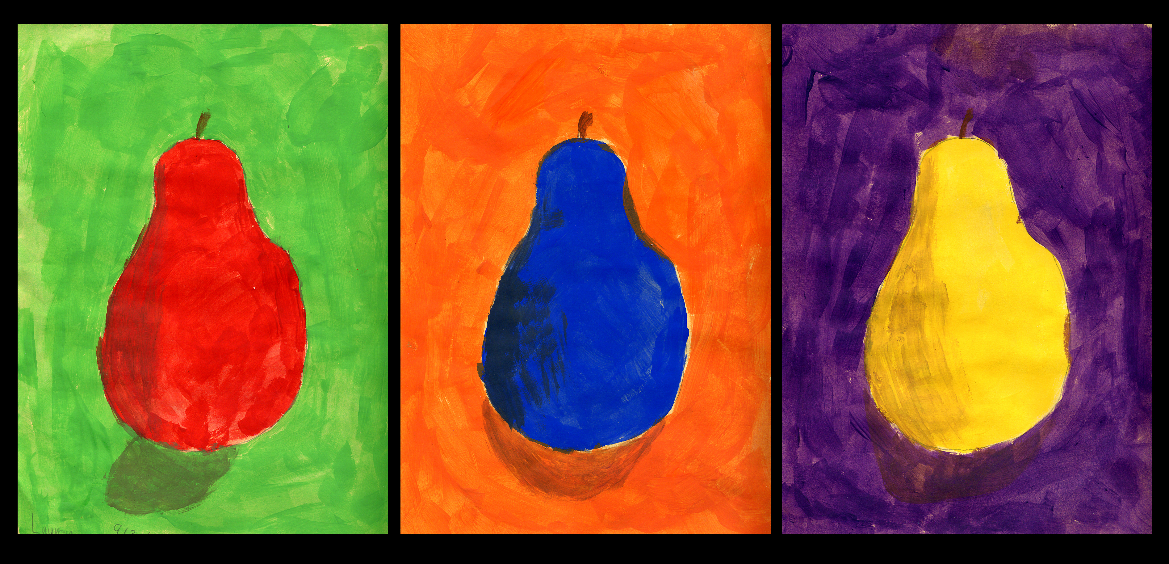 complementary color drawing at getdrawings com free for personal