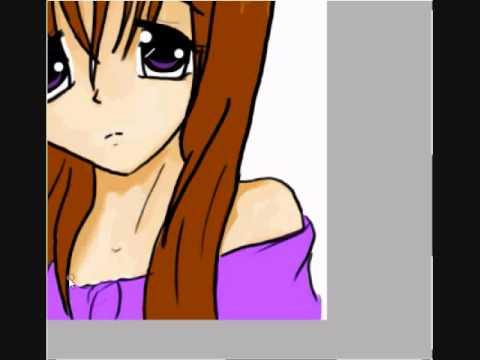 480x360 Drawing Anime Using The Computer