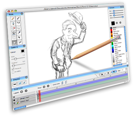 468x397 Animation Software Review Animate 2d And 2d Lite