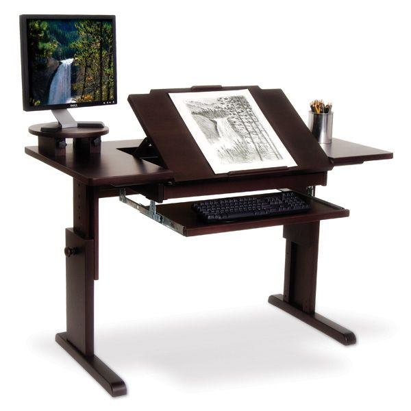 600x600 Ah! Art Desk! For Traditional Or Computer Art! Home Inspirations