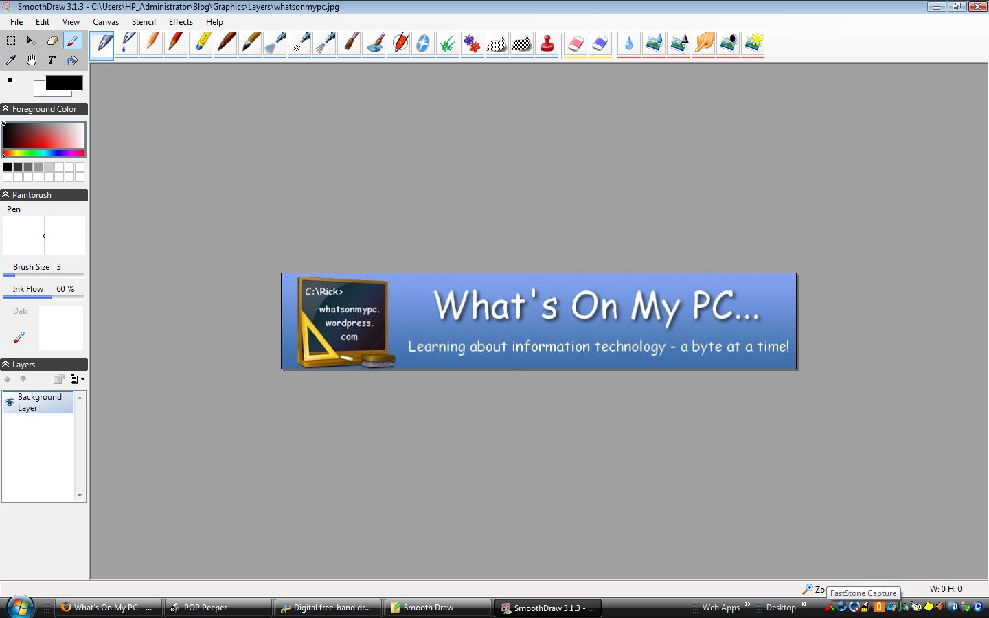 1440x900 Digital Free Hand Drawing Software (For Free) What's On My Pc