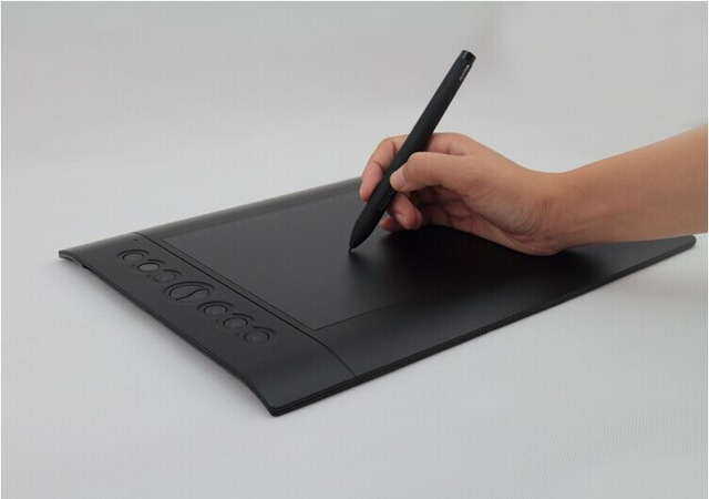 640x450 T261 Tablet Computer Drawing Board Hand Painted Animation Computer