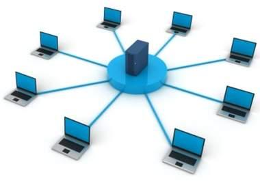 380x265 Computer Network Diagram