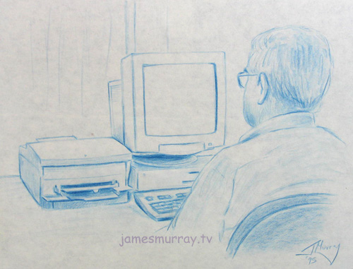500x381 James Murray Portfolio Illustrations Other Computer + Computer