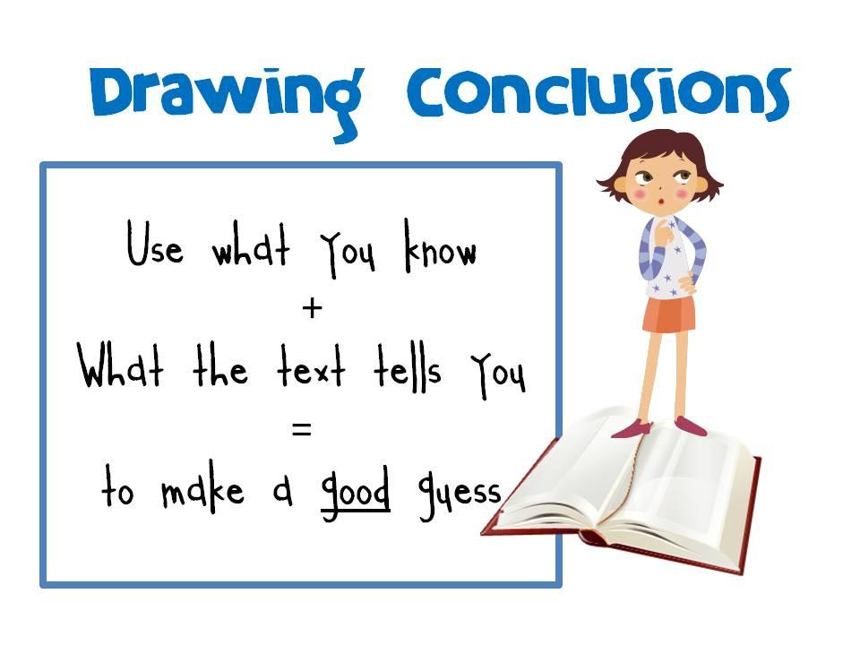 960x720 Tsa Critical Thinking Drawing A Conclusion Lucyteaching