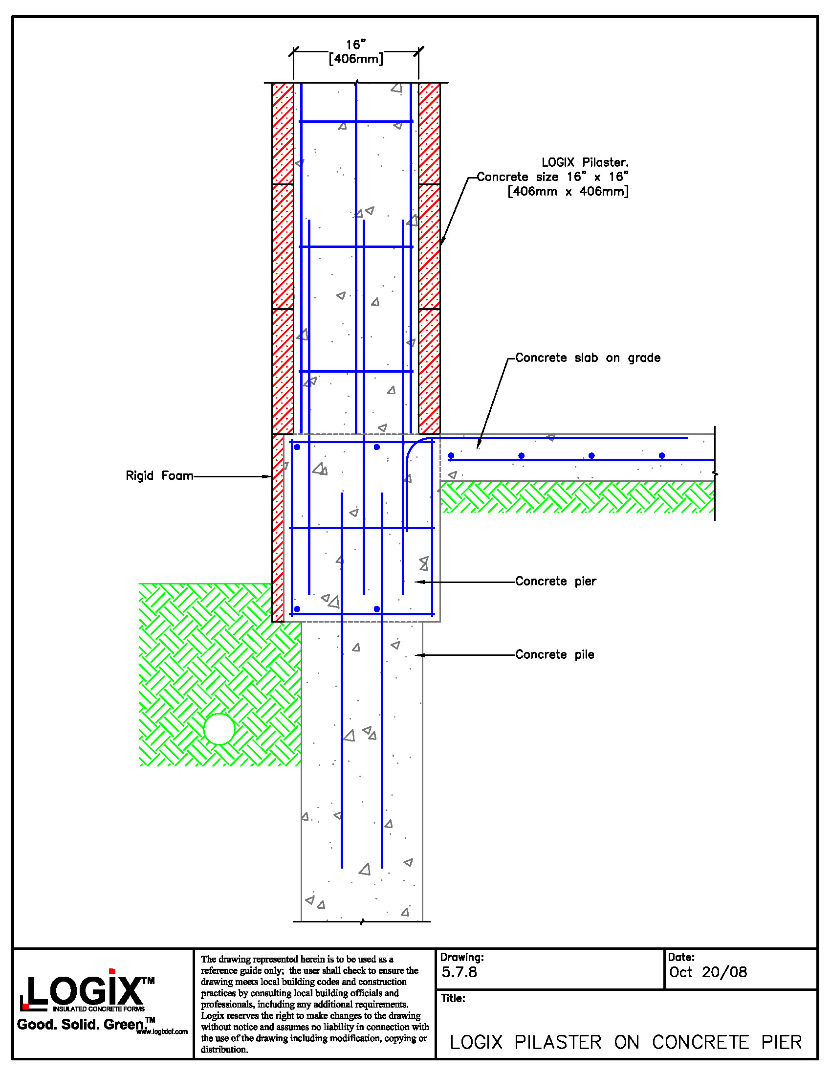 1700x2200 The Comprehensive Technical Library For Logix Insulated Concrete Forms