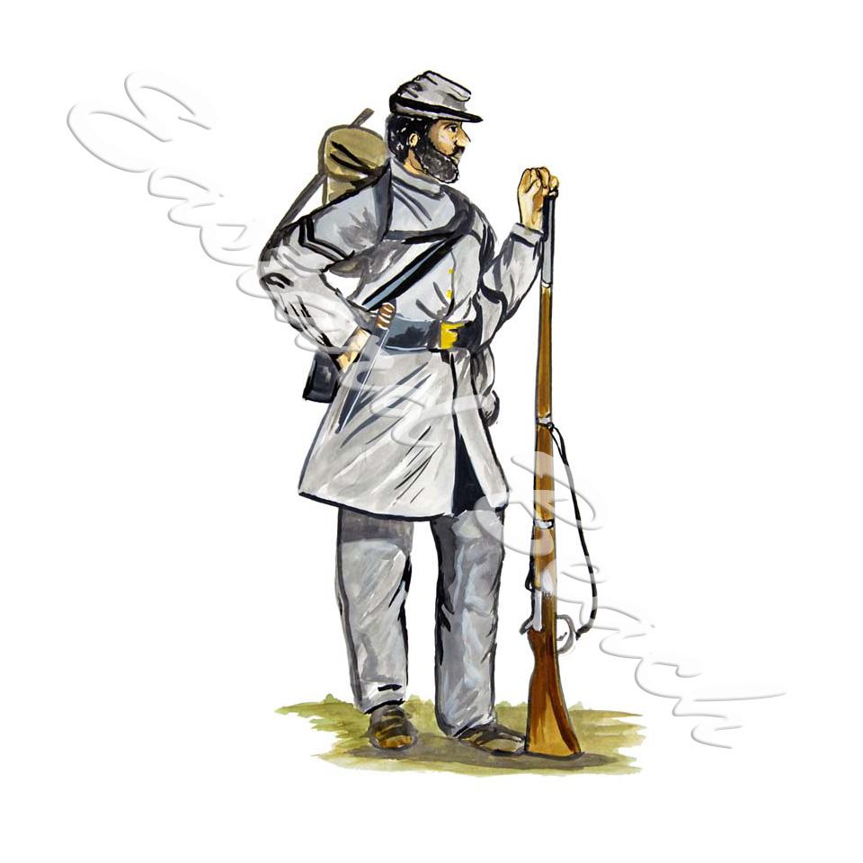 960x960 Confederate Soldier